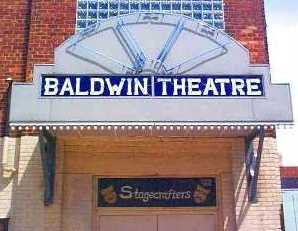 Baldwin Entrance
